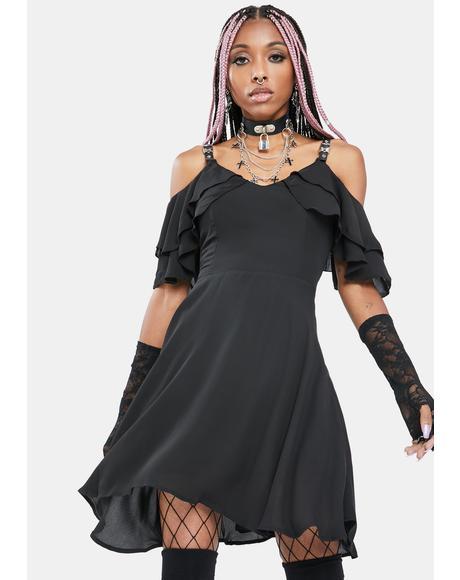 Unseen Stratum Mini Dress