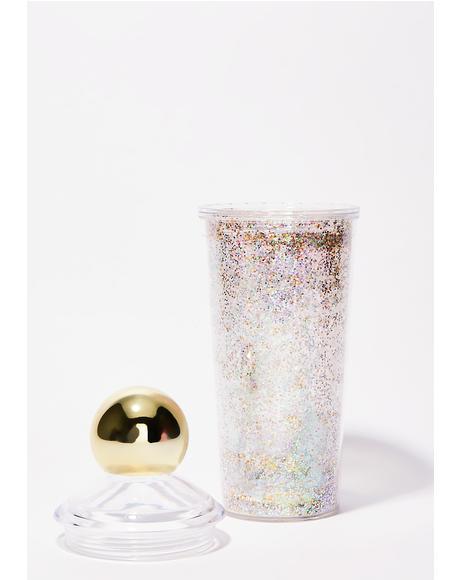 Glitter Poppin' Shaker
