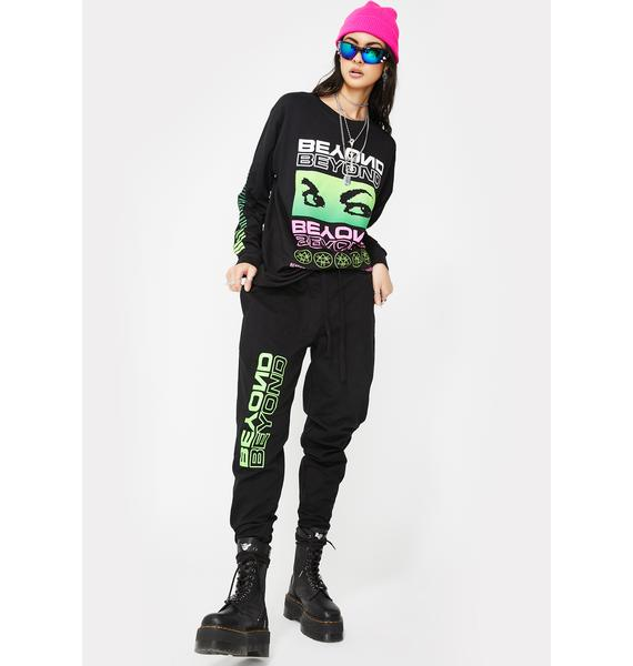 Long Clothing Green Beyond Jogger Sweatpants