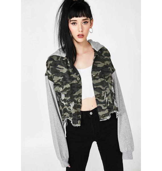 Chic Bandit Denim Jacket