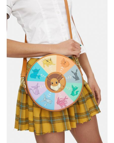 Evee Evolutions Circle Crossbody Bag