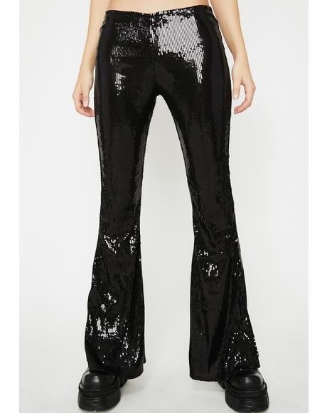 Illuminated Euphoria Sequin Pants
