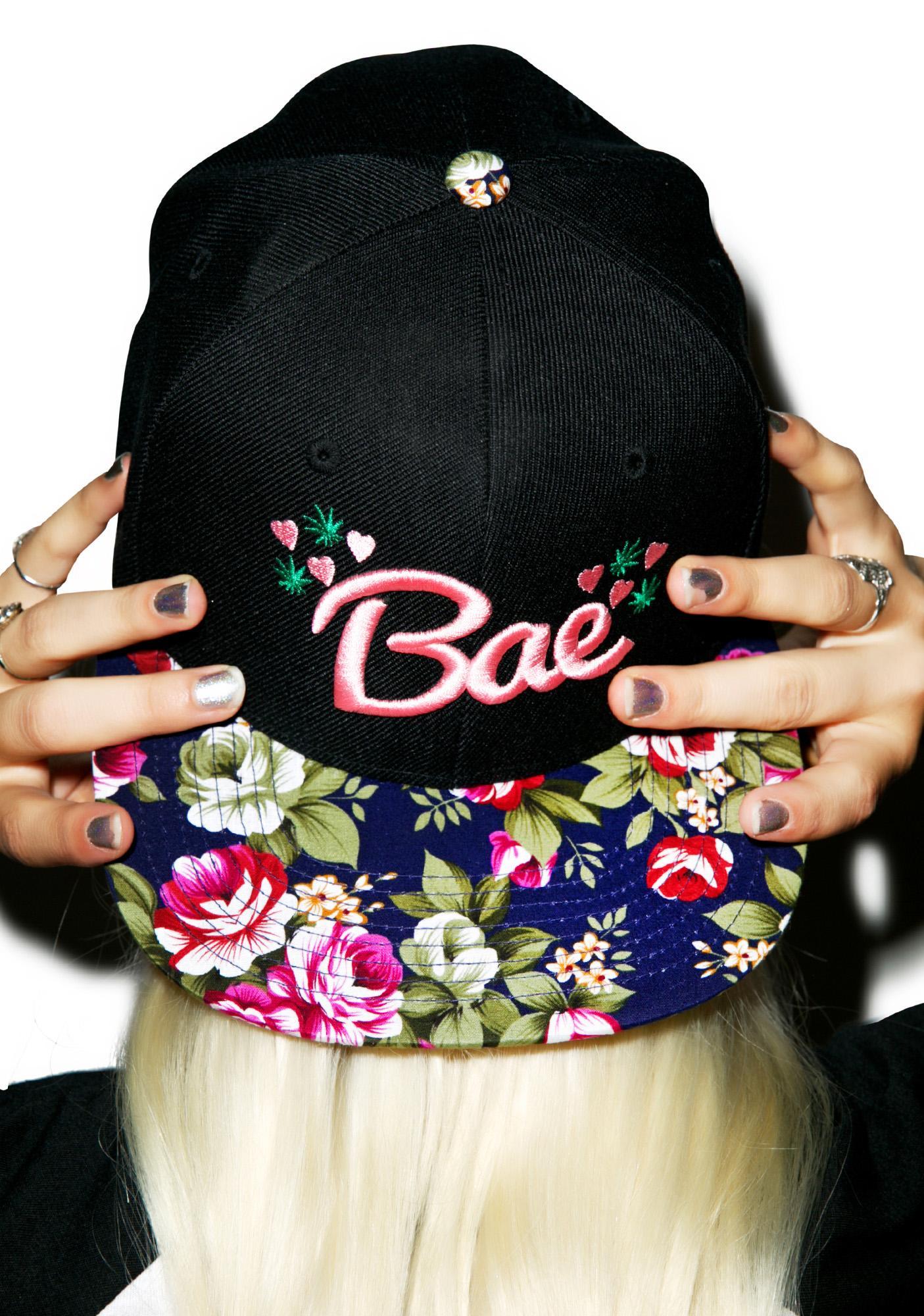 Hey Bae Snapback