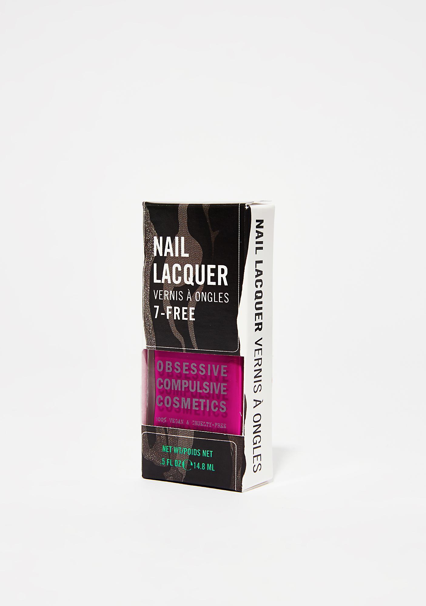 Obsessive Compulsive Cosmetics Suspiria Nail Lacquer