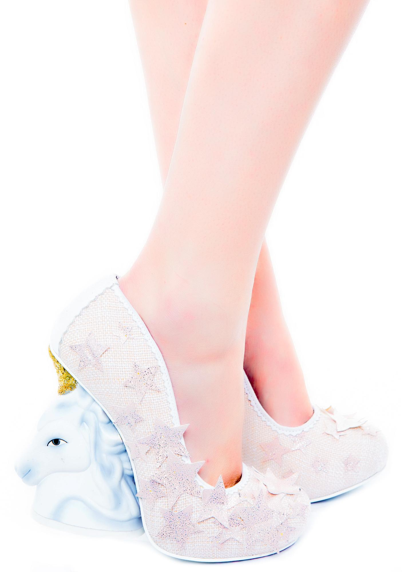 Irregular Choice Eternal Friend Unicorn Heels