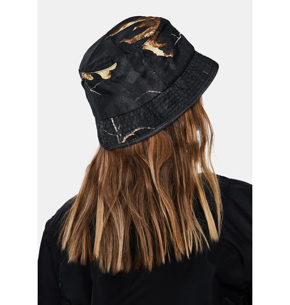HUF RealTree Bucket Hat