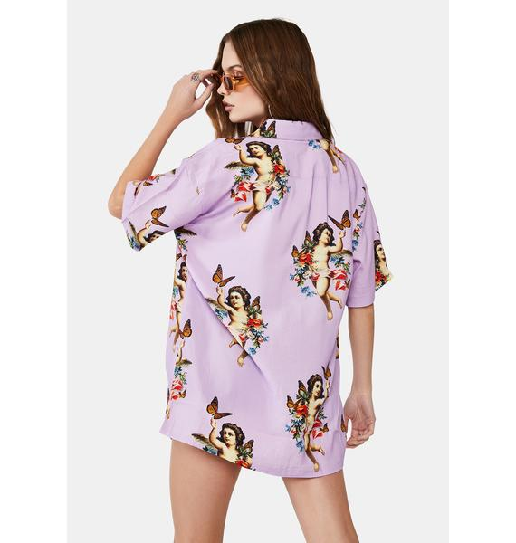 Petals and Peacocks Orchid If You Love Me Vacation Shirt