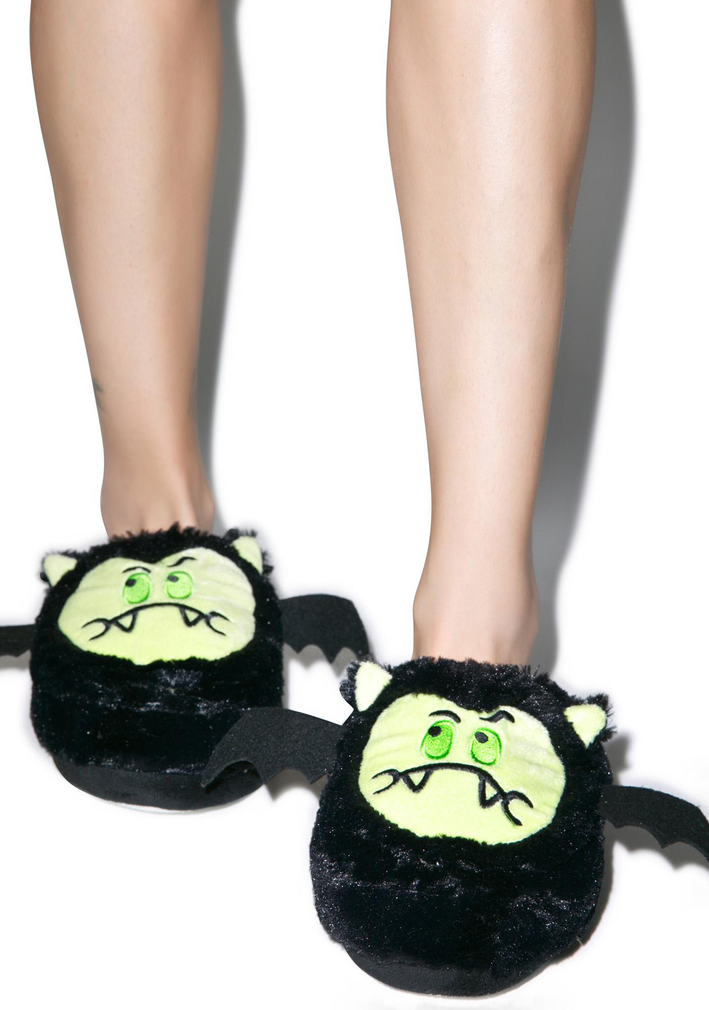 Morning Person Slippers