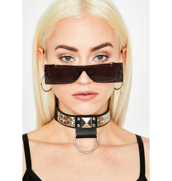 Night Only In Cabo Square Sunglasses