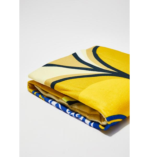 Snack Attack Towel