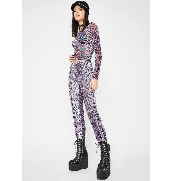 I AM GIA Ophelia Leopard Pants