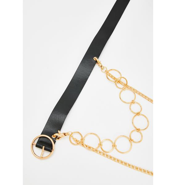 Look All U Want O-Ring Belt