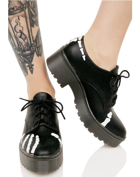 Grave Robber Derby Flats