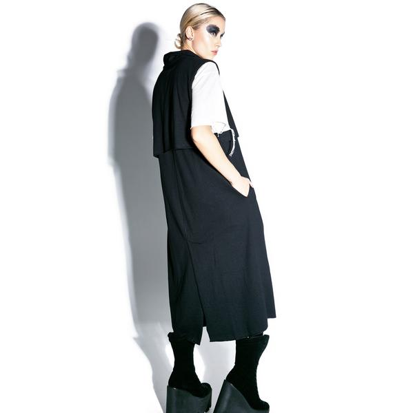 MNML Ambivalent Sleeveless Trench