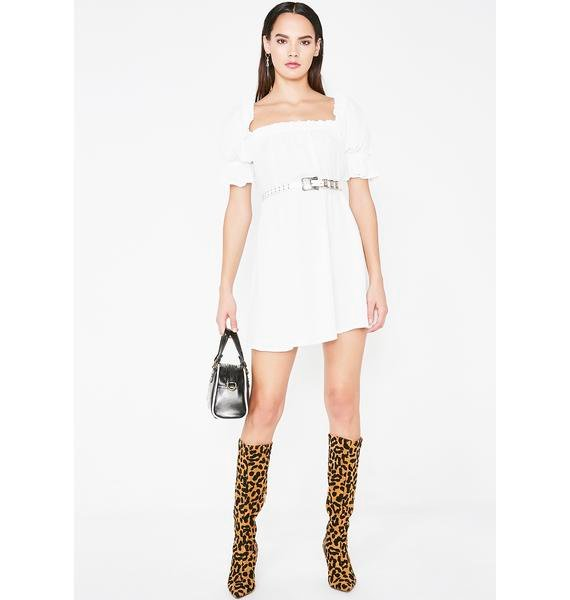 Jagger & Stone Joan Peasant Dress