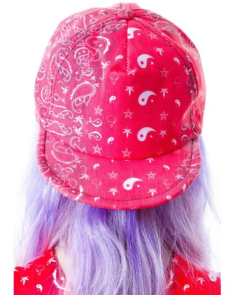 Bandana Folly Hat