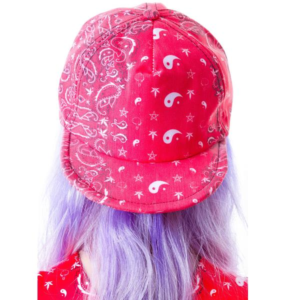 UNIF Bandana Folly Hat