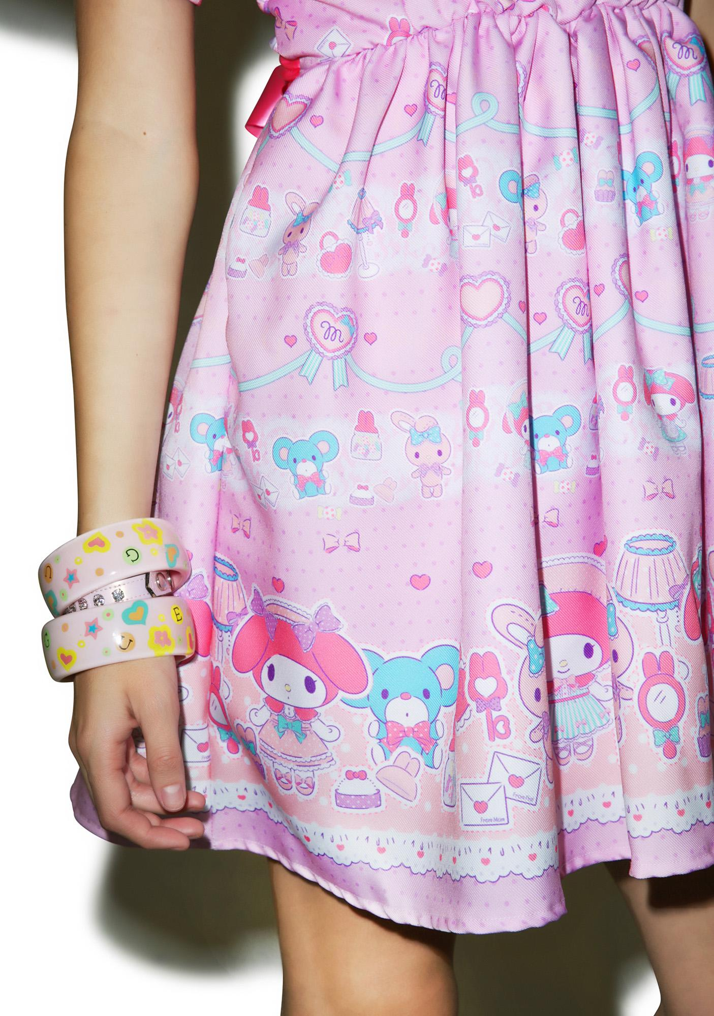 Japan L.A. My Melody Tea Party Dress