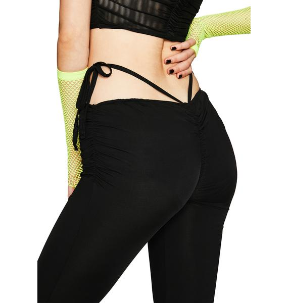 Club Exx Find Your Rhythm Flare Pants