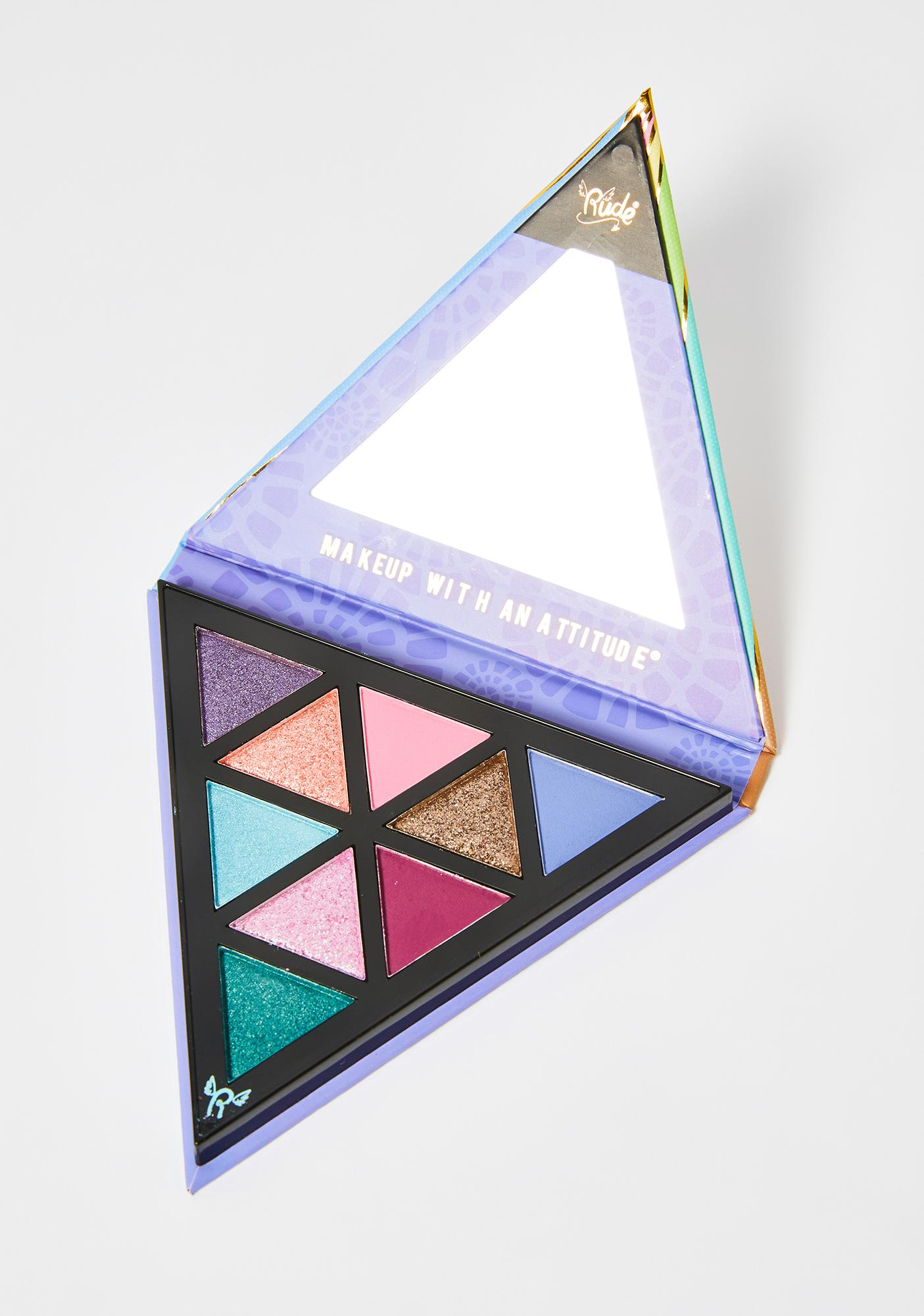 Rude Cosmetics Love Groove The 70's Eyeshadow Palette