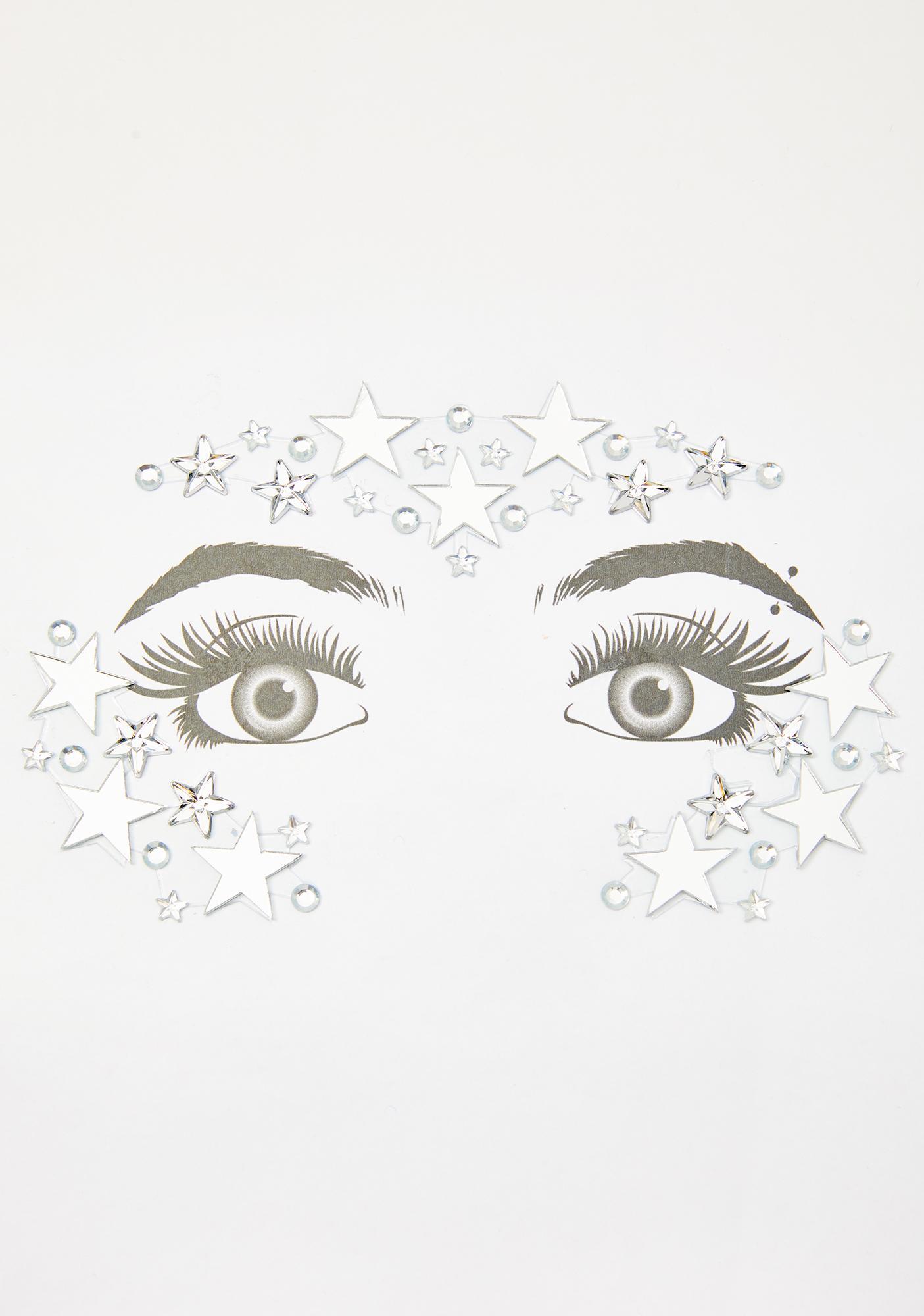 Universal Truth Face Jewels N' Loose Glitter Set
