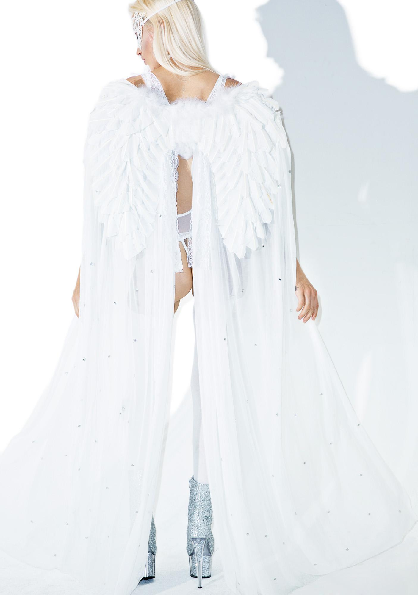 Pure Glamour Full Length Wings