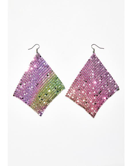 Party Royalty Earrings