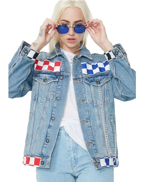 Relay Denim Jacket