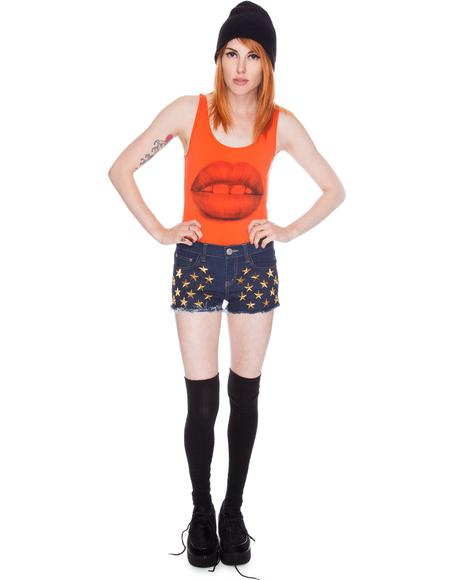 Star Burst Shorts