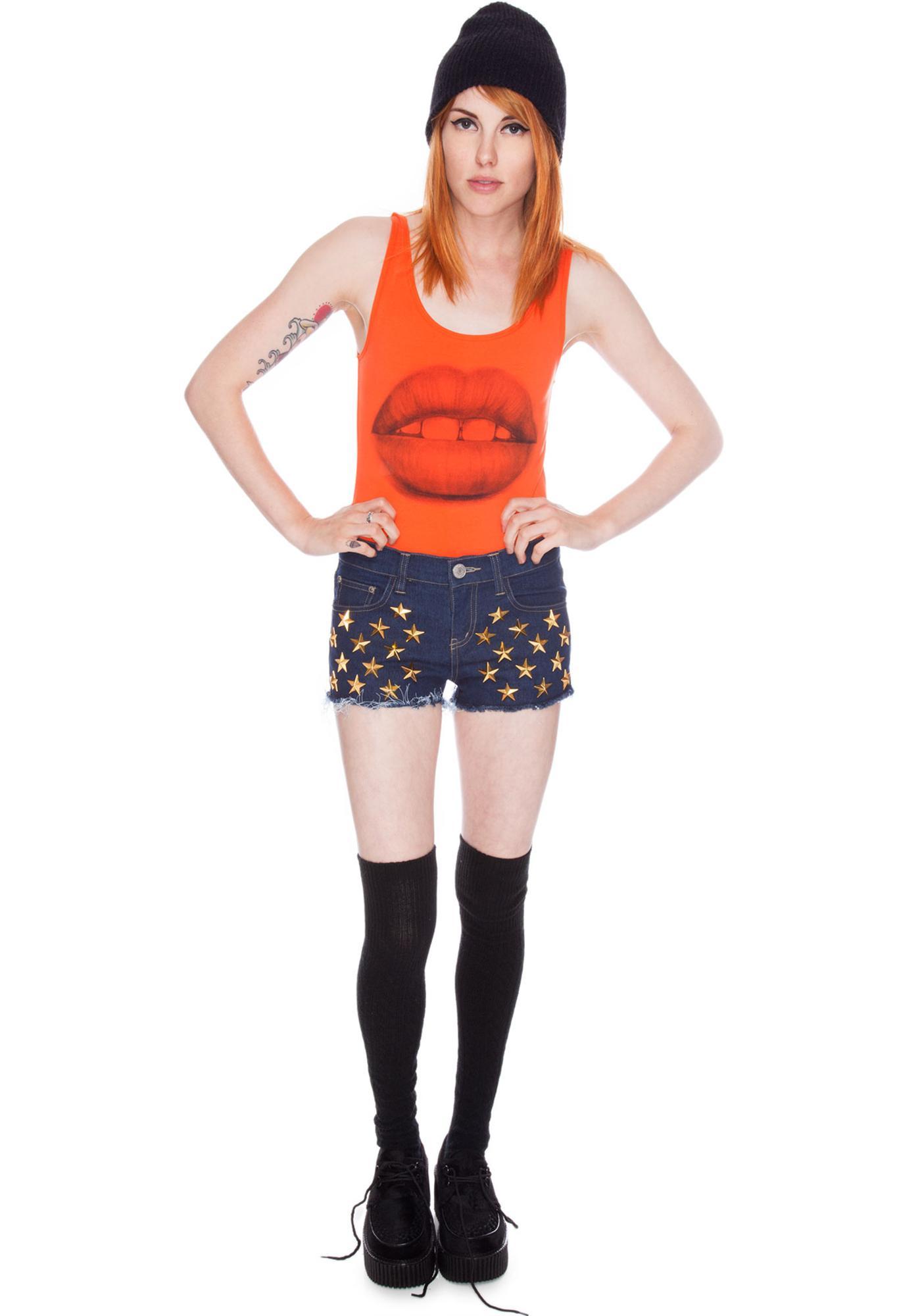 Joyrich Star Burst Shorts