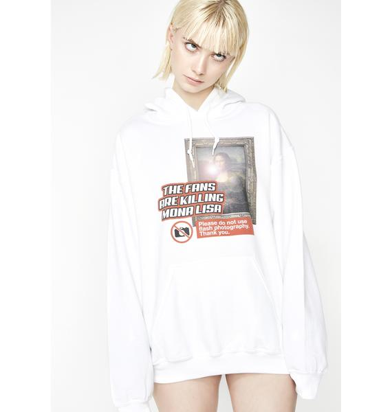 Urban Sophistication No Flash Photography Hoodie