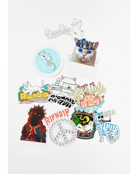 Spring '20 Sticker Pack