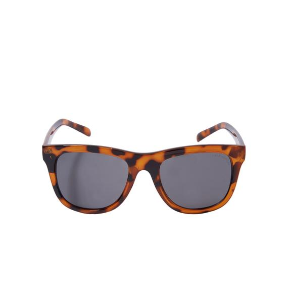 Cheap Monday Timeless Prison Turtle Sunglasses