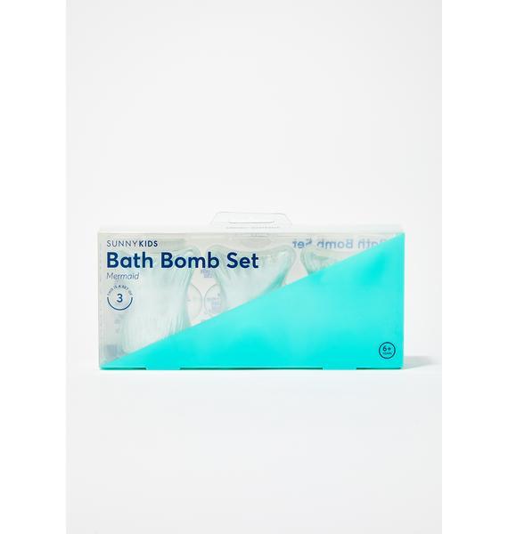 Merbae Magical Bath Bombs
