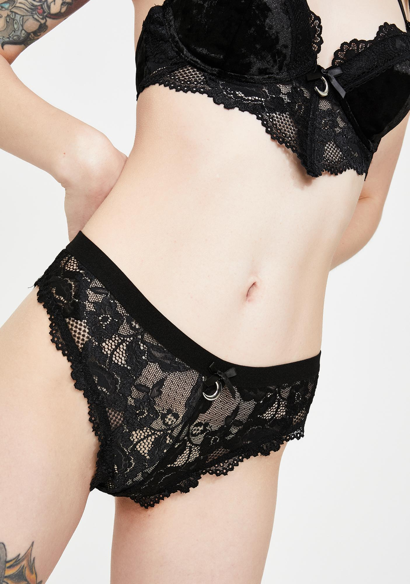 Killstar Elizabetch Lace Panties