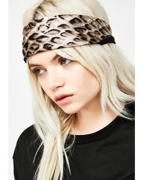 Toxic Gang Snake Head Scarf