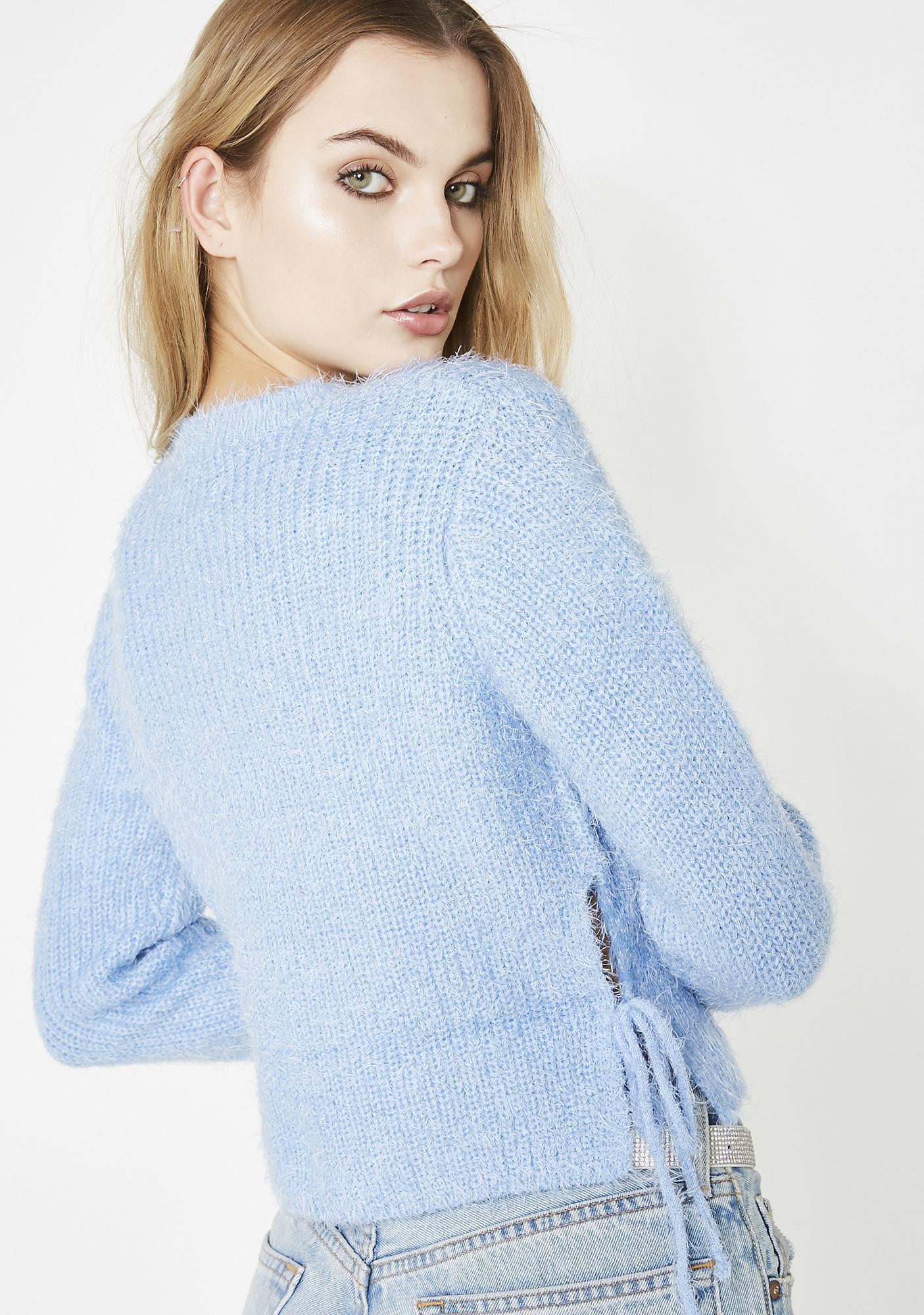 My Go To Fuzzy Sweater