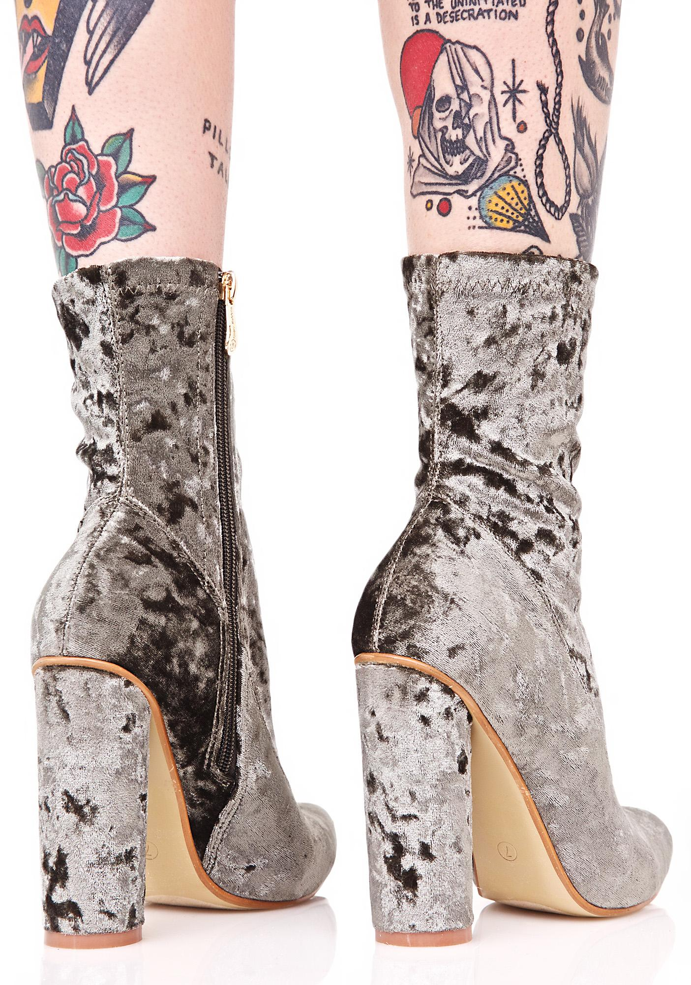 Moondust Planetary Ankle Boots