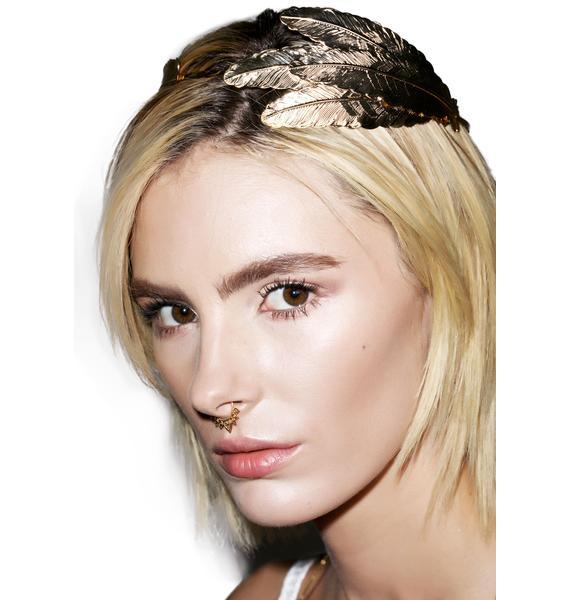Whimsy Wreath Headband