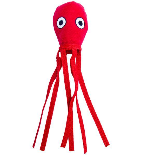 Baby Squid Dog Toy
