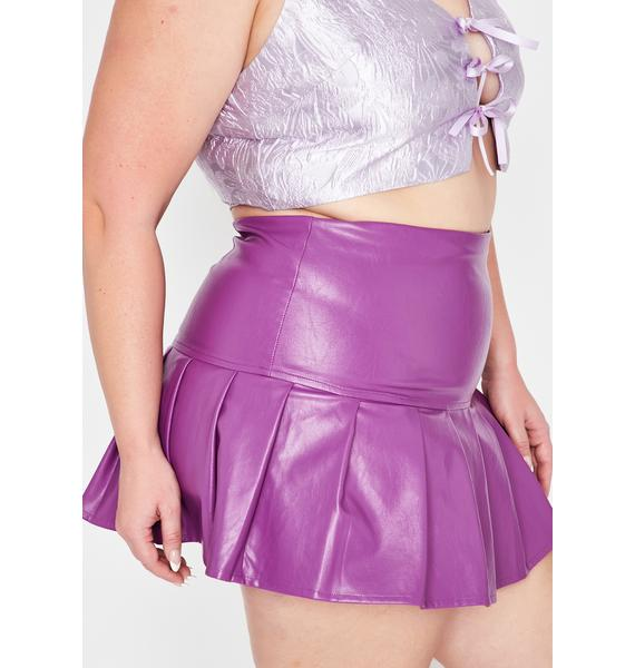 Galactic True Dreamer District Pleated Skirt