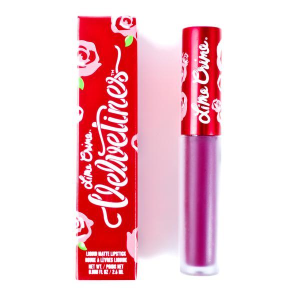 Lime Crime Scandal Velvetine Liquid Lipstick