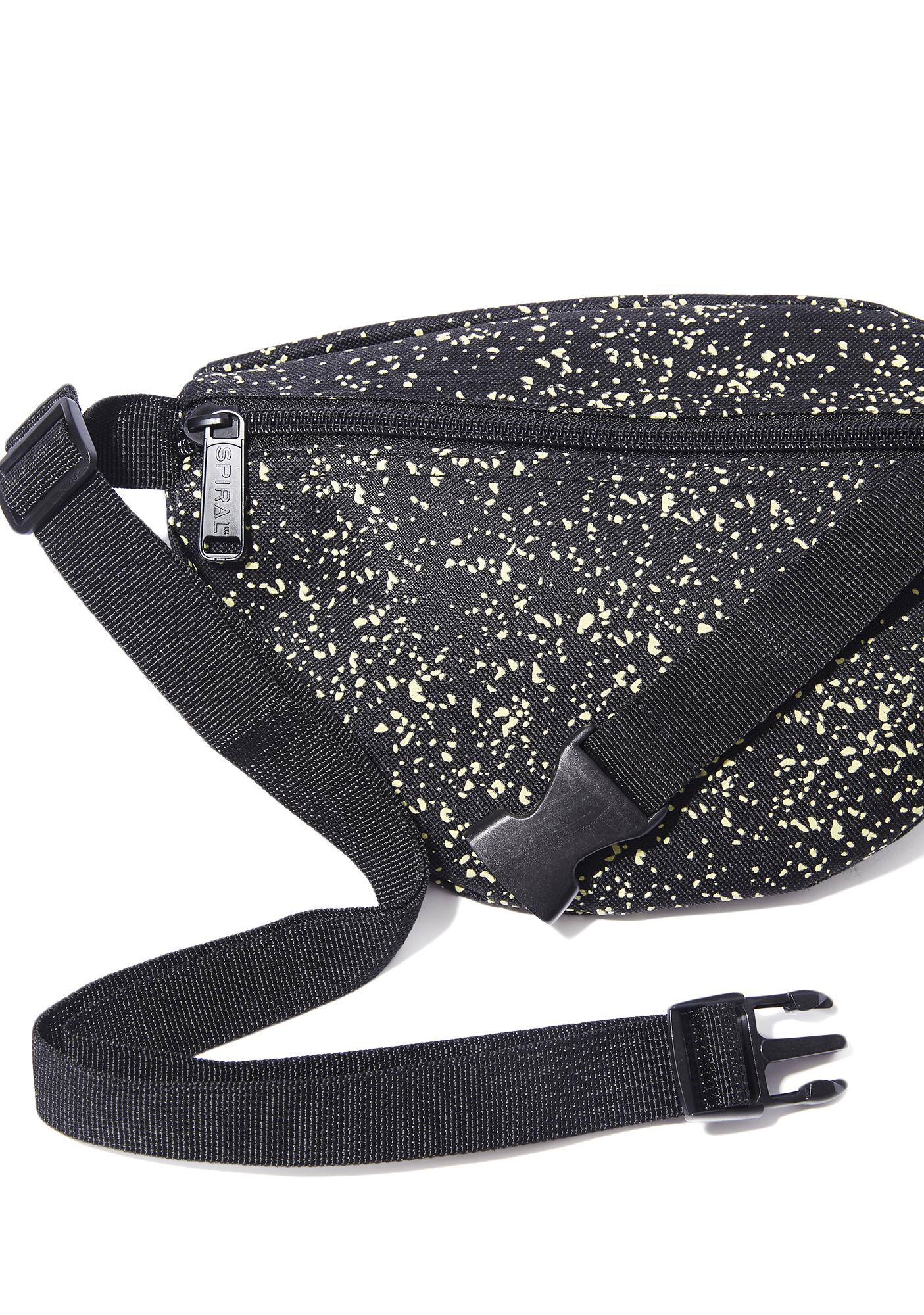 Spiral UK Speckles Harvard Bum Bag