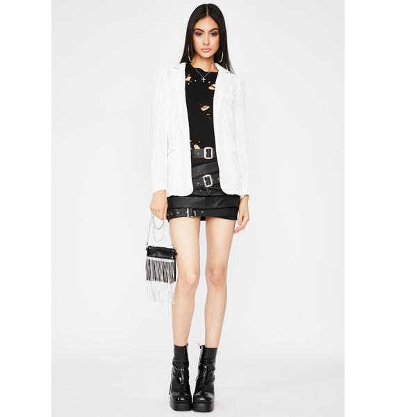 Iconic VIP Entrance Sequin Blazer