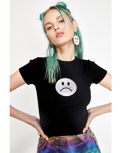 Sad Girls Club Baby Tee