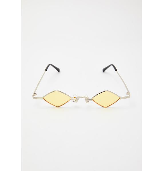 Sunny Half Baked Tiny Sunglasses
