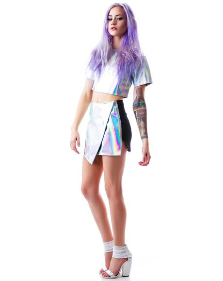 Meta Skirt
