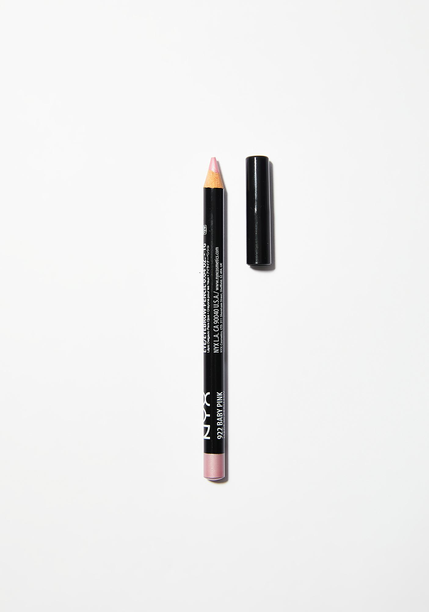 NYX  Baby Pink Eye/Eyebrow Pencil