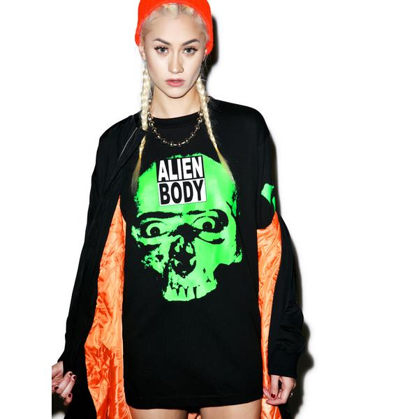 Body Horror Long Sleeve Tee
