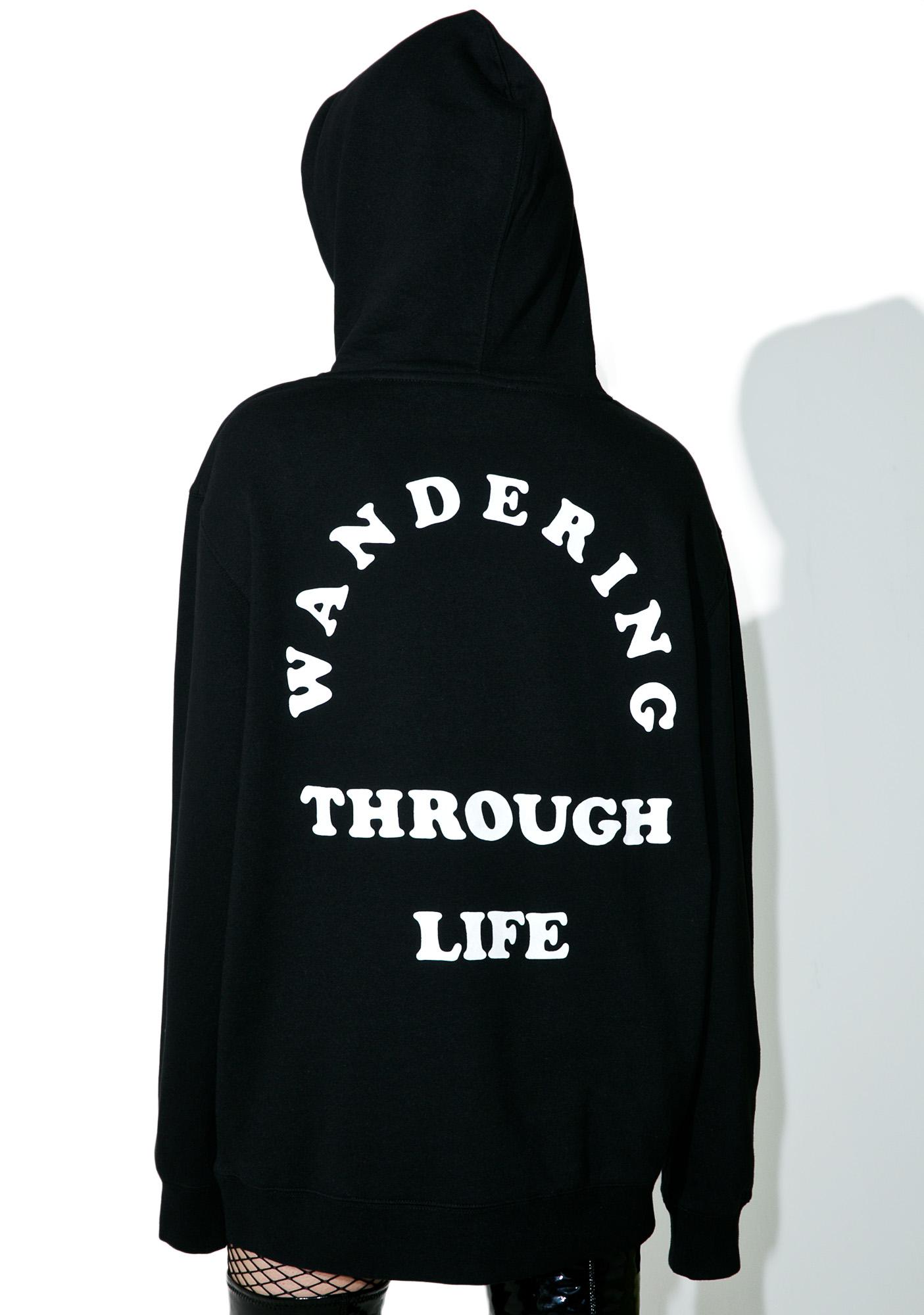 MNKR Life Wanderer Pullover Hoodie